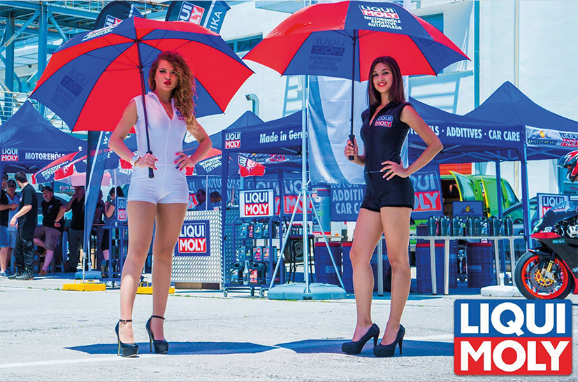 Liqui Moly guarda-