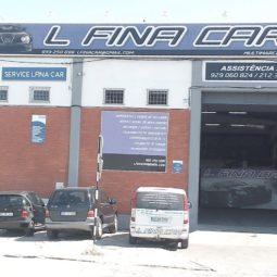 A Rede CGA Car Service Ruma a Sul l fina car