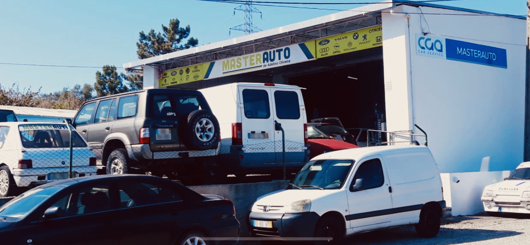Master Auto aderiu CGA Car Service multipartes auto delta