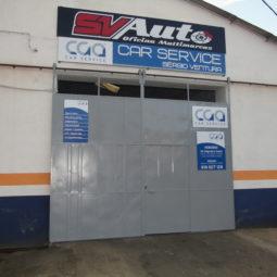 uma CGA Car Service Beira Baixa.