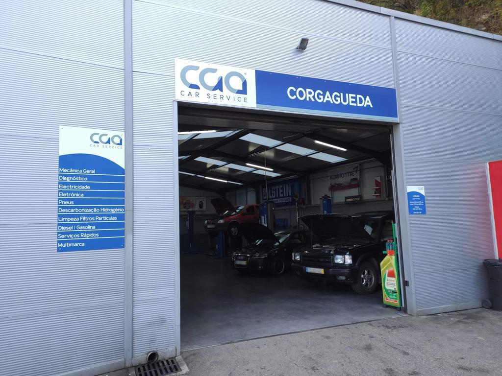 Águeda já pode contar com a CGA Car Service